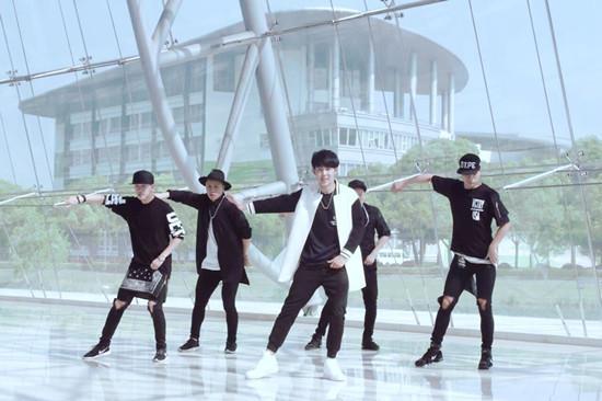 朱元冰首支舞曲MV首发 动感唱跳表露爱情态度
