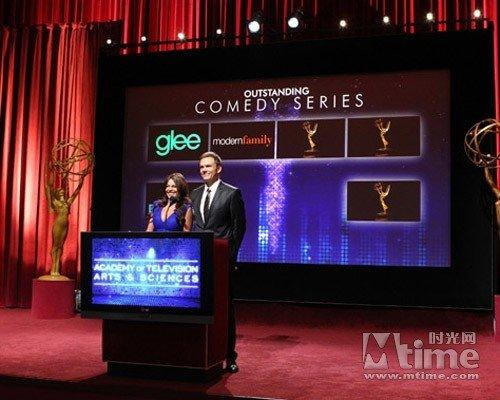 62届艾美奖提名揭晓 《GLEE》《摩登》领跑