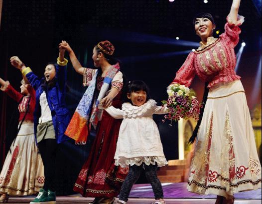 《纳斯尔丁·阿凡提》新加坡上演 观众掌声不断