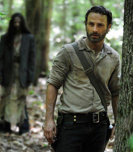 《行尸走肉》主创谈第4季 幸存者将面临新威胁