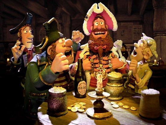 《神奇海盗团》首周超三千万 受青年观众热捧