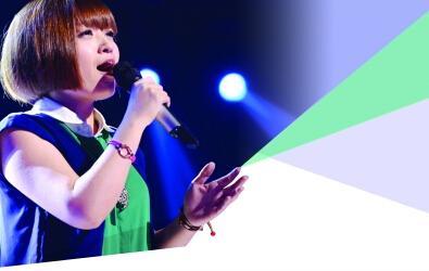 张丹丹现身好声音 第二季学员刘籽辰出自她门下