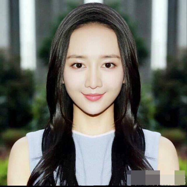 王鸥接受粉丝对称脸检验 真美女360度无死角