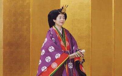日本公主纪宫大婚