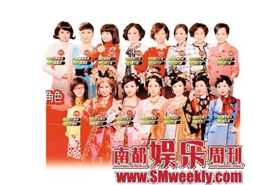 "TVB43岁面临""更年期"" 老花旦救主大显神威"