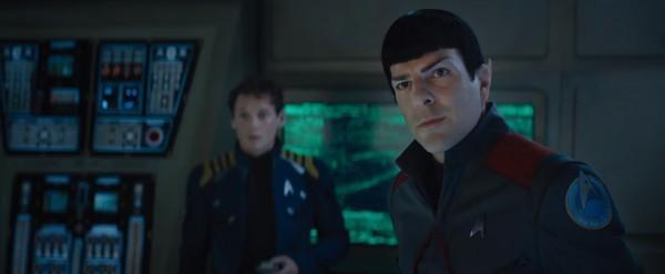 《星际迷航:超越》首曝预告 企业号遭重创图片