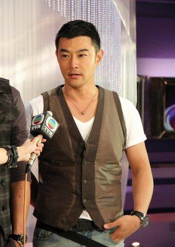 《新三国》香港宣传 黄维德称自己偶像就是周瑜