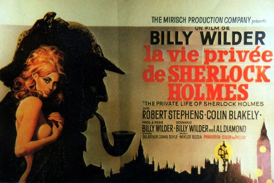 《福尔摩斯秘史》海报-独家 这货不是福尔摩斯,是夏洛克 邦德