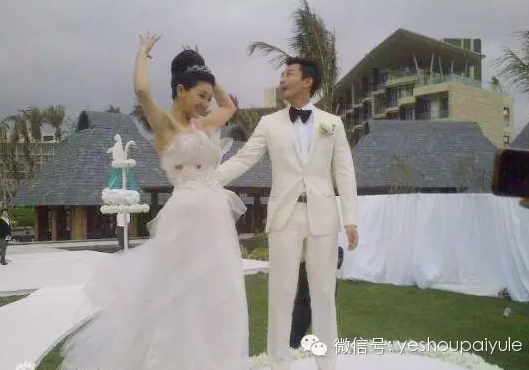 Barbie hsu wedding