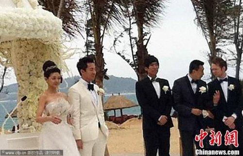 汪小菲被狂拍自称台湾女婿 大S否认怀疑传闻