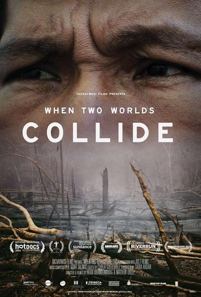 环保题材《当两个世界碰撞时》斩获最佳纪录片