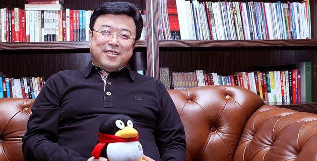 吴毅接受腾讯娱乐独家专访