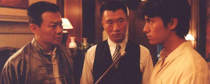 孙红雷在《像雾像雨又像风》中饰演黑帮打手阿莱