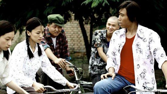 《爱在苍茫》热播 李乃文为爱情与哥们拳脚相向