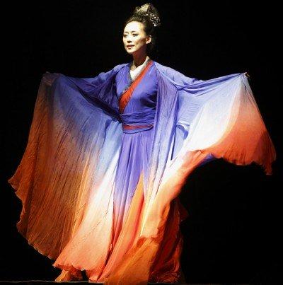 沈培艺舞蹈诗新作《梦里落花》8月武汉绽放