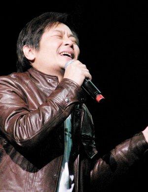 王杰11月天津开唱 表明浪子心声:向歌坛怒吼