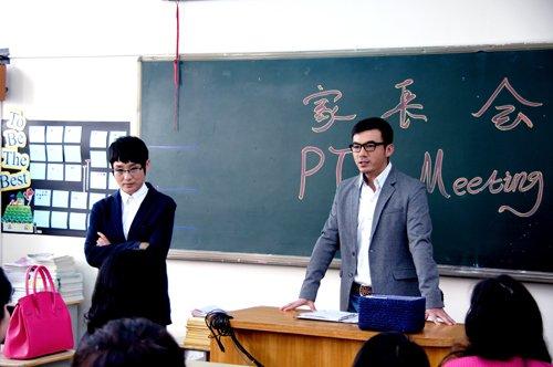 蒋冰《妈妈圈》叫板孔琳 麻辣鲜师PK古板教师