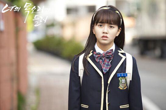 《拥抱太阳的月亮》   中,金所炫饰演了有些嫉妒刻薄的小女二.而且