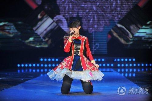 独家对话蔡玉婷:我的感情很到位 不想离开舞台