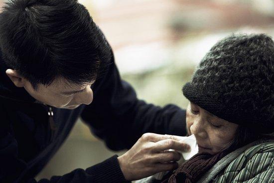 [金像奖热门]刘德华:香港电影30年最专一情人