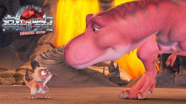 《疯狂侏罗纪》曝国际版预告 IP双响炮燃爆了