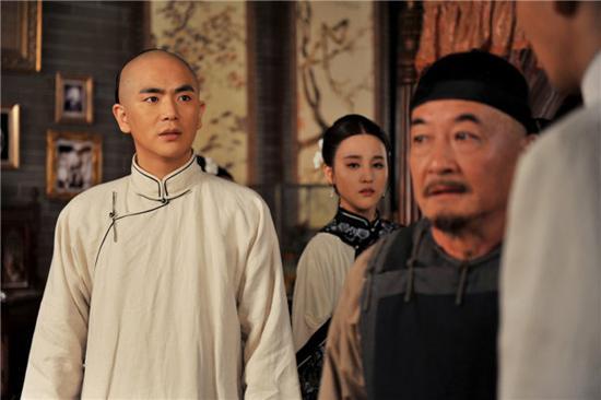 """《十月围城》张晓龙演反派 坦言""""伪君子难当"""""""