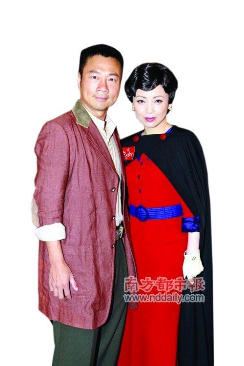 """《巾帼枭雄2》将拍 """"四奶奶""""""""柴九""""重聚"""
