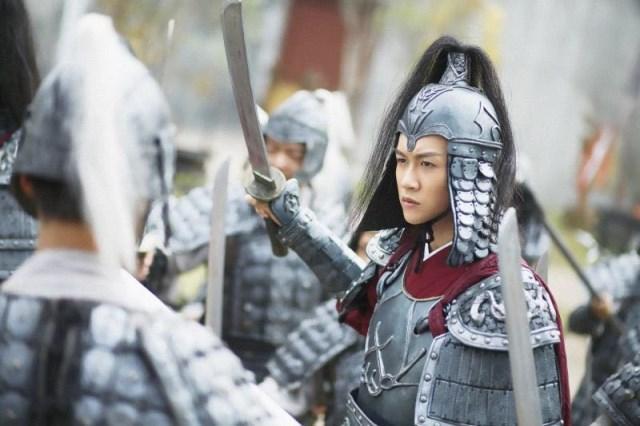 《楚乔传》葛奇上线 刘宇航化身热血战士
