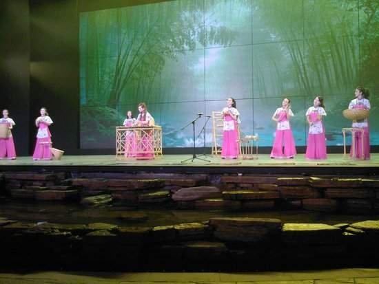 张家界乡村音乐节今闭幕 哈利路亚音乐厅成焦点