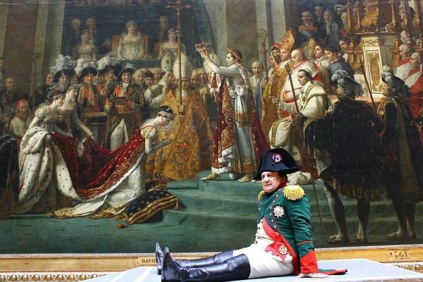 《德军占领的卢浮宫》:请把金狮赐给任性大师