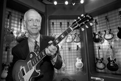 传统音乐业沦陷 Gibson总裁:传统乐器不会消亡