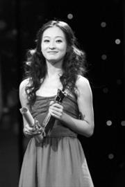 吕星辰上海电影节登顶 新科影后曾是北影落榜生