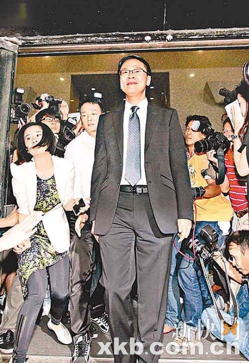 陈志云脱罪今日回归TVB 传将展开行动复仇云派
