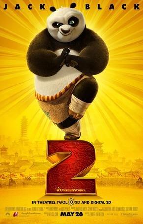 北美票房:《宿醉2》风光夺冠 《熊猫2》惜败
