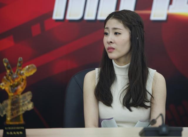 第三季《中国好声音》年度总冠军张碧晨