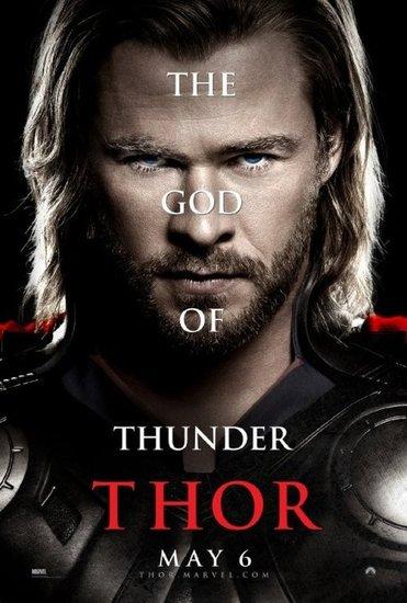 影人特写:克里斯·海姆斯沃斯--雷神英雄之道
