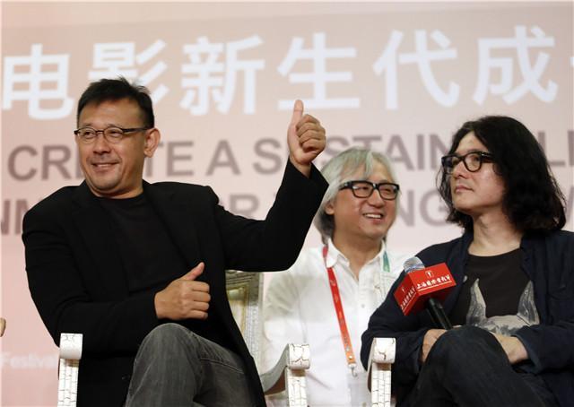 姜文言论引爆上影节论坛 每年监制5部新人作品