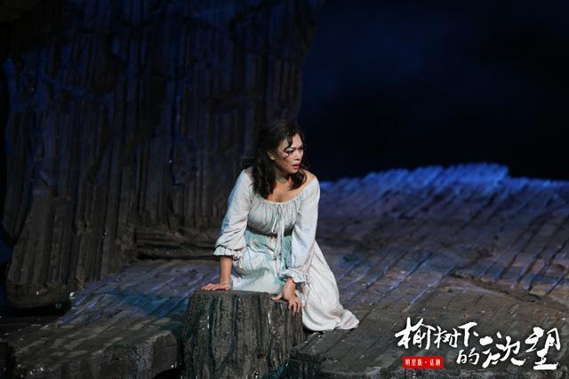 话剧《榆树下的欲望》首演 史可版艾碧获好评