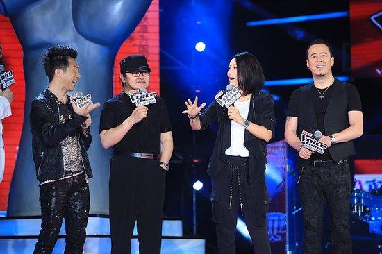 《加多宝中国好声音》开机 7月4日亮相浙江卫视