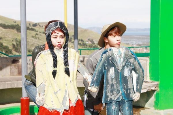《花姐2》热播姜妍人气高涨