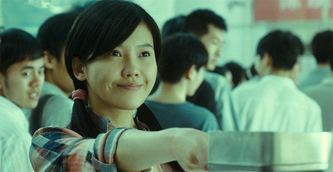 """《致青春》里郑微这个角色是杨子姗""""骗""""来的"""