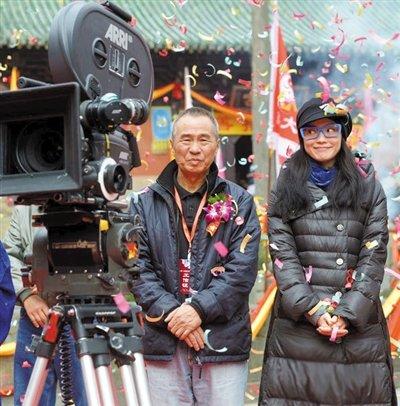 舒淇新片《聂隐娘》被传停拍 剧组称为暂时休整