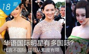华语国际明星没那么火