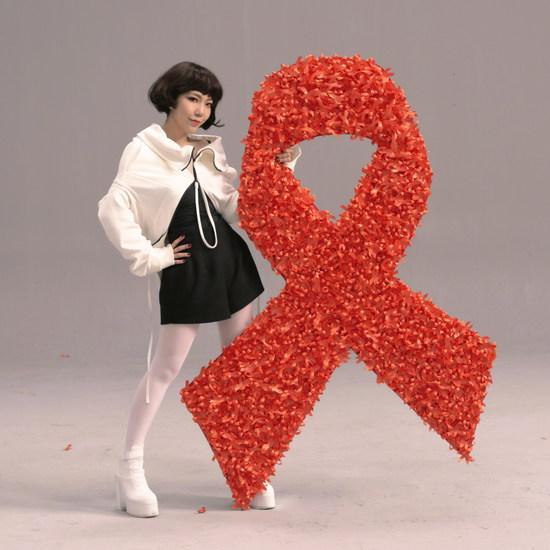 吴莫愁二度为爱发声 艾滋病友留言答谢