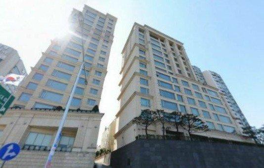 Rain被曝45亿韩元购豪宅 为法院拍卖房产