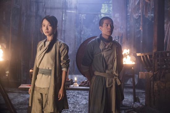 《黄飞鸿》今日公映 王珞丹五大绝招显侠女风范