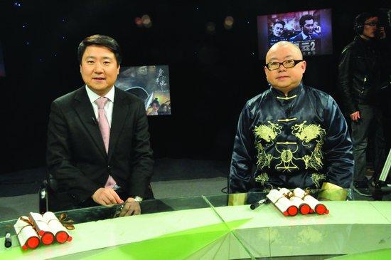 江小鱼对话博纳掌门人 探寻中国电影接轨世界