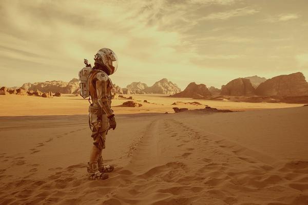 非常剑|《火星救援》:中国商业大片都该拜师