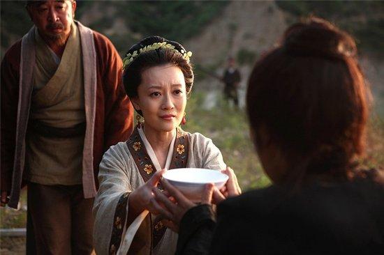 《大明劫》明日上映 冯波为戴立忍苦学古筝