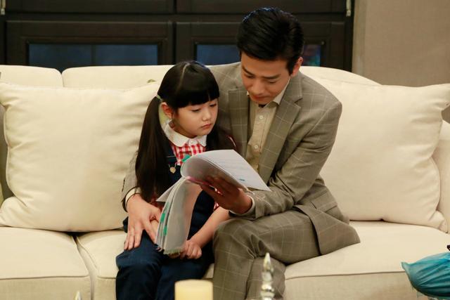 《兰陵王》穿越《幸福爱人》 陈晓东预习当爸
